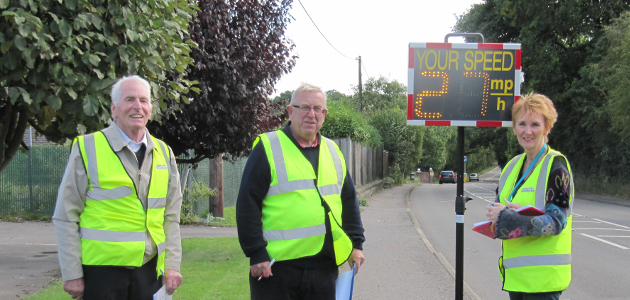 Community Speedwatch